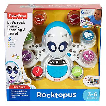 Fisher-Price FKC37 Think and Learn Rocktopus