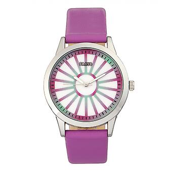 Crayo Electric Unisex Watch - Fuchsia