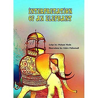 Interpretazione di un elefante: storia libro