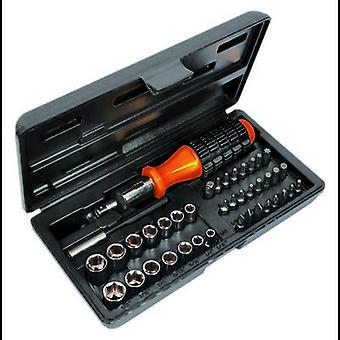 AVIT workshop Momentový kľúč 1/4 (6,3 mm) 57 mm