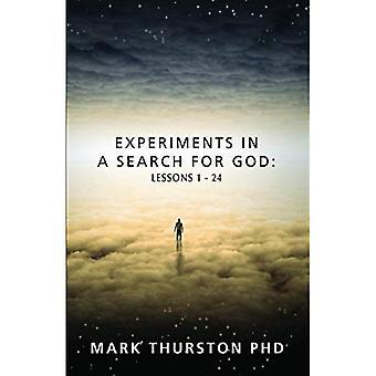 Experimentos en la búsqueda de Dios: lecciones 1-24