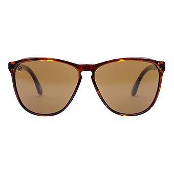 Electric California Celia okulary - matowy połysk/brąz