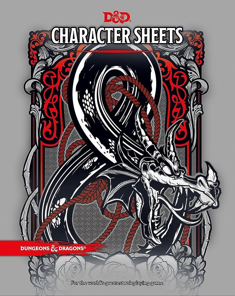 Dungeon & Draghi RPG-Fogli Personaggio - 5th. Edizione