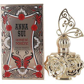 Anna Sui La Nuit De Boheme 30ml Eau de Toilette Spray for Women