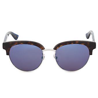 Gucci Full Rimmed solbriller GG0058SK 004 55