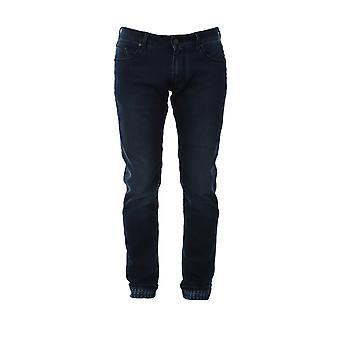 Karl Lagerfeld Klmp0003039 Hommes-apos;s Jeans en coton bleu
