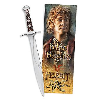 The Hobbit Sting Sword Pen and Lenticular Bookmark