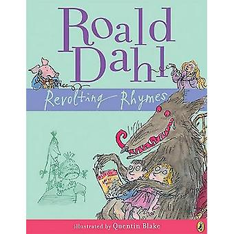 Revolting Rhymes by Roald Dahl - 9780142414828 Book