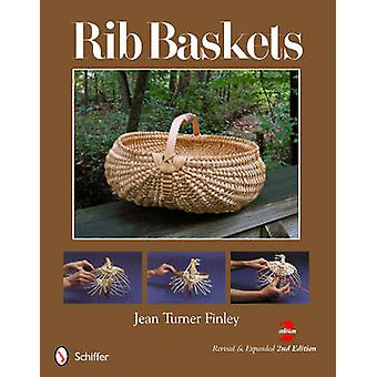 Rib Baskets (2nd Revised edition) by Jean Finley - 9780764341779 Book