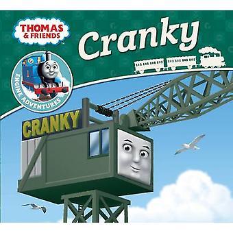 Thomas & Friends-Cranky-9781405279833 libro