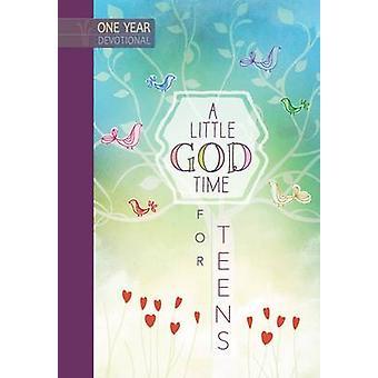 A One Year Devotional - Little God Time for Teens by Broadstreet Publi