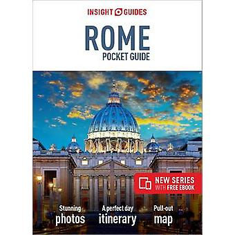 Insight Guides - Pocket Rome - 9781780053226 Book