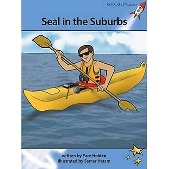 Seal in the Suburbs by Pam Holden - Samer Hatam - 9781776540341 Book