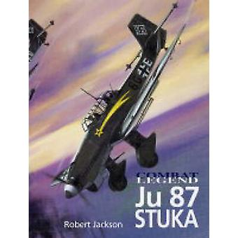 Ju 87 Stuka by Robert Jackson - 9781840374391 Book