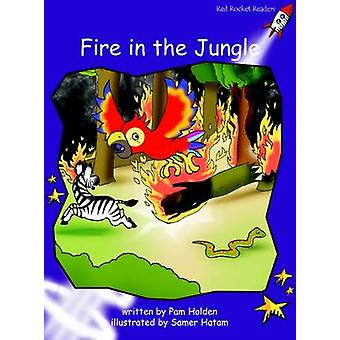 Fire in the Jungle - Fluency - Level 3 (International edition) by Pam H