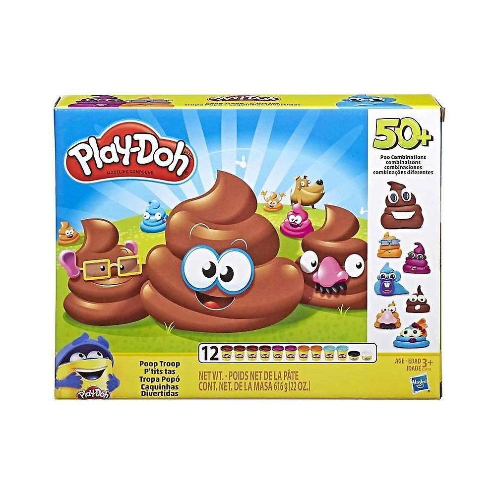 Spela-Doh spela Doh poop Troop