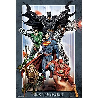 DC Comics Justice League Group Maxi Poster 61x91.5cm