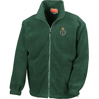 Royal Armoured Corps - Licensed British Army Embroidered Heavyweight Fleece Jacket