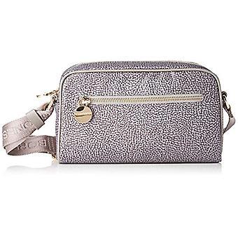WCJ Casual Fashion Canvas Shoulder Bag Messenger Bag Mens Backpack Retro Trend Package