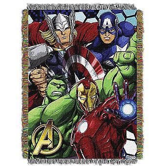 Avengers retro Tapestry heittää