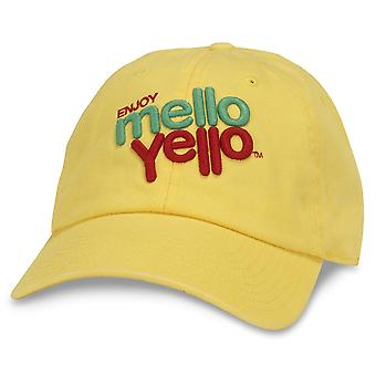 Mello Yello Adjustable Strapback Hat