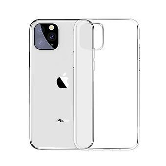 Apple iPhone 11 Funda de teléfono silicona transparente