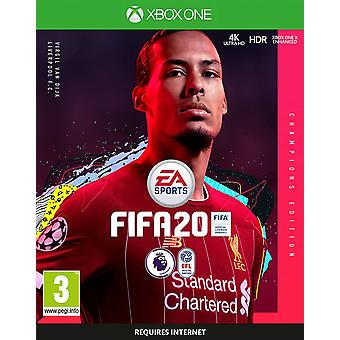 FIFA 20 Champions Edition Game (Xbox one )