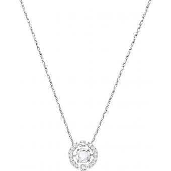 Necklace and pendant Swarovski 5286137 - necklace and pendant Crystal silver woman steel