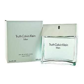 Calvin Klein NO STOCK Calvin Klein Truth Eau De Toilette Spray For Him