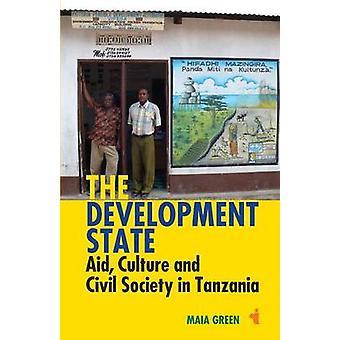 De Ontwikkelingsstaat - Hulp - Cultuur en maatschappelijke maatschappelijke organisaties in Tanzania b