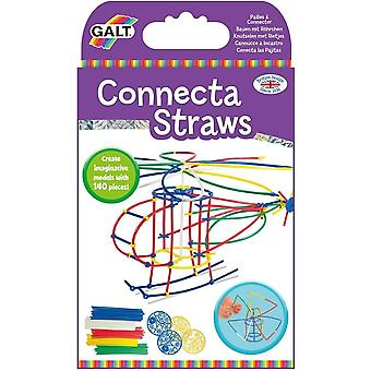 Galt Connecta Straws  (construction Kit)