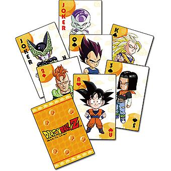 Playing Cards - Dragon Ball Z - Sd Group New Licensed ge51634