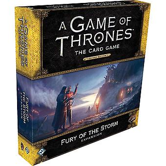 Game of Thrones LCG 2nd Edition Fury of the Storm Deluxe-laajennus paketti