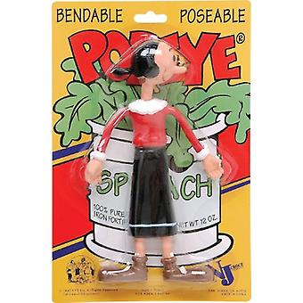 Action Figures - Popeye Olive Oly 6