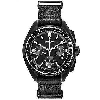 Bulova 98A186 Edición Especial Lunar Piloto Cronógrafo Reloj de pulsera