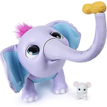 Juno Interactive Baby Elephant Toy with Sounds and Movements 6047248