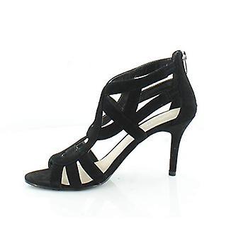 Marc Fisher naisten Nala Suede avoin toe muodollinen strappy sandaalit