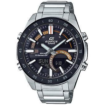Casio ERA-120DB-1BVEF Watch-multifunktions stål arm band silver stål stål