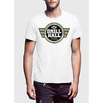Borr hill tryckt tshirt