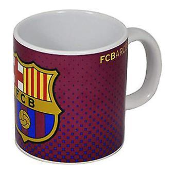 FC Barcelona Official Football Fade Mug