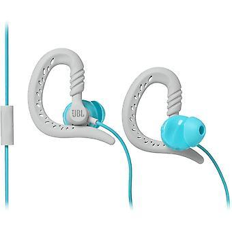 JBL Focus 300 Behind the Ear Sport Earphone with TwistLock Technology - Teal