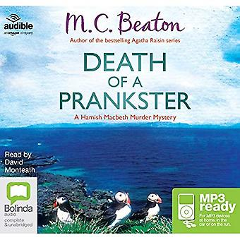 Pranksterin kuolema (Hamish Macbeth-murha mysteeri)