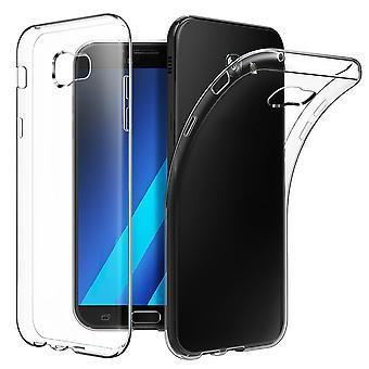 iCoverCase | Samsung Galaxy a5 2017 |  Gjennomsiktig TPU-skall