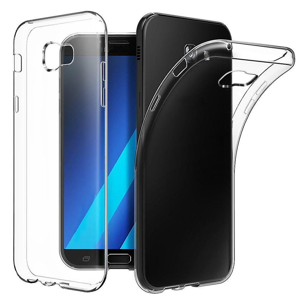iCoverCase | Samsung Galaxy A5 2017 |  Transparent TPU Skal
