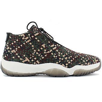 Nike Jordan Future Premium 652141-301 Herren Schuhe Camo Sneaker Sportschuhe