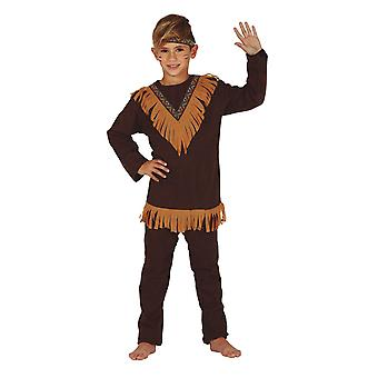 Pojat Intian Native American Fancy Puku Puku