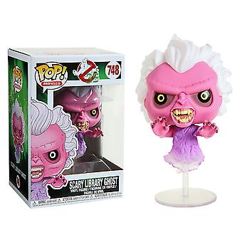 Ghostbusters Scary Library Ghost Pop! Vinyl