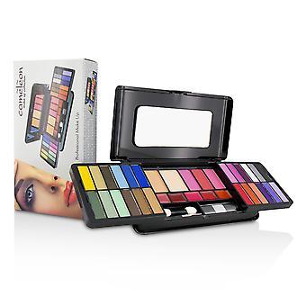 Make up kit deluxe g2215 (24x eyeshadow, 3x blusher, 2x pressed powder, 5x lipgloss, 2x applicator) 214052 -