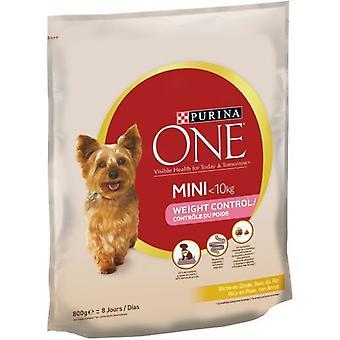 Pro Plan Pienso Mini Dog Control Peso Pavo y Arroz (Dogs , Dog Food , Dry Food)