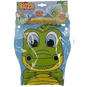 Jungle Bubble Wavers - Crocodile